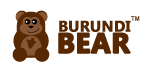 Burundi Bear Logo - the Burundi Bear device is a trademark of FacilitAid UK